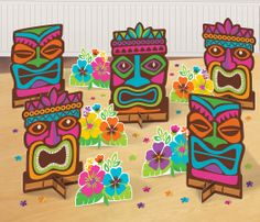 Add a little tropical paradise to your summer with the Wally's Newest Party Blog! #summer #luau #tiki #party #blog