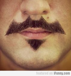 Holy Mustaches, Batman!