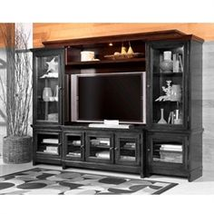Home Entertainment Center Ideas_26 | DIY - Tips Tricks ...