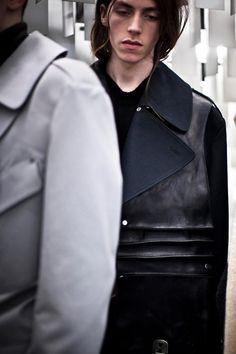 Fashion Men/Uomini Maison Martin Margiela Menswear AW 2014