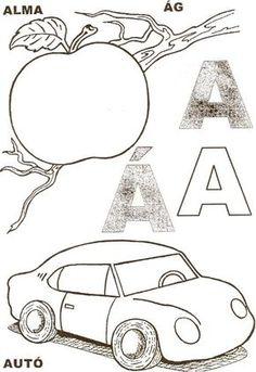 AtLiGa - Képgaléria - Tanuláshoz - ABC-s foglalkoztató