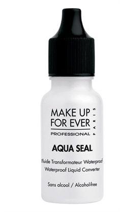 Waterproof makeup for summer