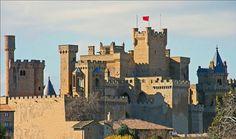 Castillo de Olite - One of the prettiest castles of Spain