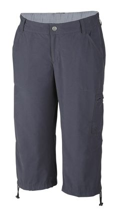 Columbia® Arch Cape™ III Knee Pants for Ladies   Bass Pro Shops #mothersdaygifts #fishing #travel #vacation #kayaking #canoeing #hiking