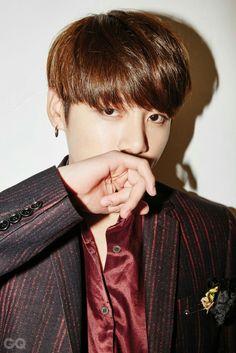 Jungkook ❤ BTS for GQ Korea Magazine December Issue 'Men of the Year' #BTS #방탄소년단