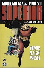 Superior #1 Mark Millar Millarworld Comics NM