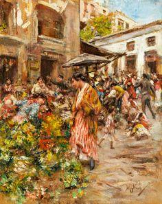 Vincenzo Migliaro - Il piccolo mercato