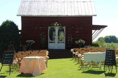 On the steps of the the Corn-Zebo  3 day package $4,900 sat. package $3,700 Fri or Sun package $2,900 616-263-0551 Cedar Springs BenjaminsBarnEvents.com