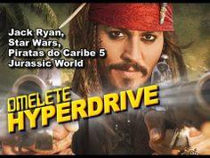 Jack Ryan, Star Wars, Piratas do Caribe e Jurassic World | Novidades