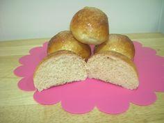 Bollos muy tiernos para desayunar by joanavefe on www.recetario.es