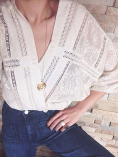 Sienna Lace Wrap! http://bit.ly/1D79slb #kireiclothing #bohemian