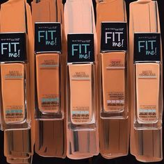 You've probably heard a lot about Maybelline's Fit Me Matte + Poreless Foundation and for good reason.