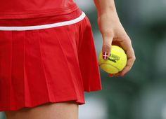 La tenista danesa Caroline Wozniacki.