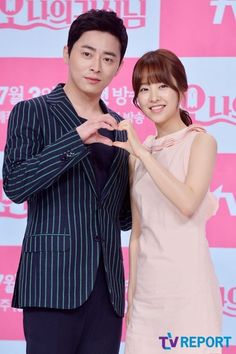 Finger hearts and first kisses for Oh My Ghostess