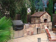 stockton pizza oven
