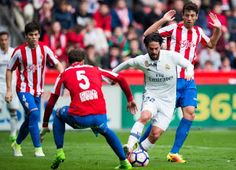 Crónica en verso: Sporting Gijón - Real Madrid
