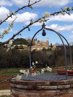 Springtime in Sovicille