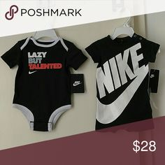 55ac7b606 Baby Infant Nike Onesies Bundle, Size: 0_3 months New with tag Nike One  Pieces Bodysuits