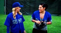 Pin for Later: 27 Reasons Callie and Arizona Simply Cannot Be Over Come on, just look at them.