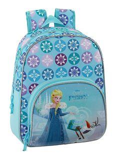 Safta Mochila Infantil Frozen Oficial 280x100x340mm  Amazon.es  Equipaje ad116430ddf