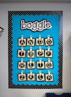 boggle board - have students write down as many words as they can find in the board and then spell them out loud to partner in Spanish