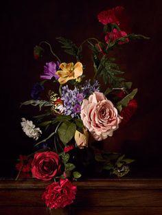 dutch flower painters - Google Search
