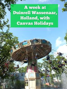 After our Duinrell Canvas Holidays break, we came away determined to go back to the Dutch theme park by the sea. Here's why Duinrell Wassenaar makes for a great family holiday.