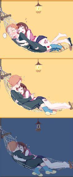 König und Diane - The Seven Deadly Sins - Anime Kawaii Anime, M Anime, Otaku Anime, I Love Anime, Seven Deadly Sins Anime, 7 Deadly Sins, Elizabeth Seven Deadly Sins, Meliodas And Elizabeth, Seven Deady Sins