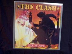 The Clash Rock The Casbah Vinyl Record Album by DecrepitudeAplenty, $15.00