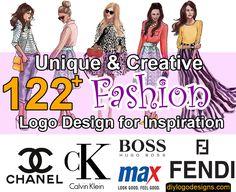 122 famous fashion logo design inspiration brands fashion logo logodesign