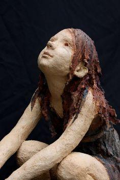 jurga sculpteur, terra cotta