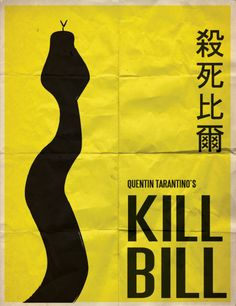 "kill bill snake"" last one for now @Mikinzie Stuart"