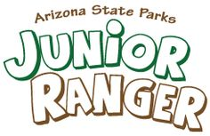 Arizona State Parks Junior Ranger programs within individual parks - start at age 6