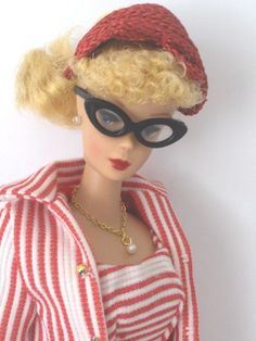 The Fashions of 1959 - Barbie Teenage Fashion Model