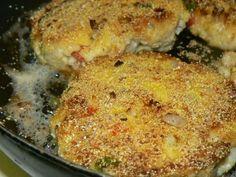Fishcakes with Swai