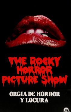 Rocky Horror Picture Show (1975) Original Linen-Backed One-Sheet Movie Poster