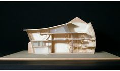 Architectural model; student project; grand atelier Modelbau; studenten projekte; Mode raum