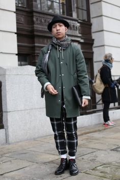 London Collections Men: Best Looks | Livin Cool