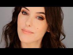 Lisa Eldridge Make Up | Video | Quick Glam Makeup  - Copper Smokey Eye