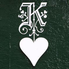 letter K by Leo Reynolds, via Flickr