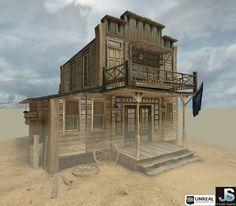 Justin Supertys Portfolio » Blog Archive » Western House