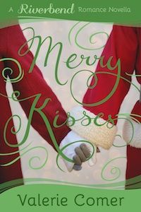 Merry Kisses, a Christmas Novella by Valerie Comer: Book Review - Mommynificent