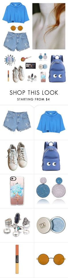 """""""2/5/17"""" by nieboskakara ❤ liked on Polyvore featuring Balenciaga, adidas, Anya Hindmarch, Casetify, Maybelline, MAC Cosmetics and Sheriff&Cherry"""