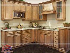 Tủ bếp đơn giản hiện đại