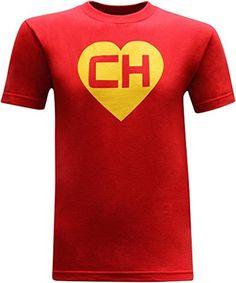 El Chapulin Colorado Men's Funny T-Shirt