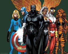 Black Panther Marvel   black panther marvel (otro comic film)