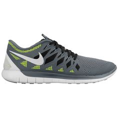 Nike Free 5.0 2014 - Men's - Running - Shoes - Blue Lagoon/Clearwater/Bright Crimson, $80