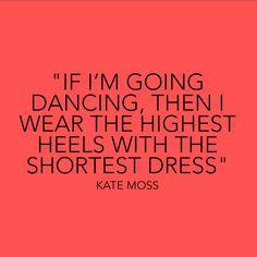 Kate Moss #katemoss #quote #citazione #fashion #moda