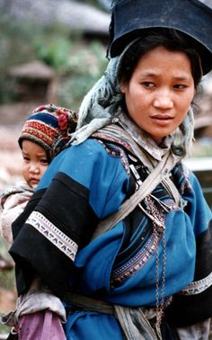 China | Sui Woman and Child, Yunnan. © Jin Fei Bao of Kunming