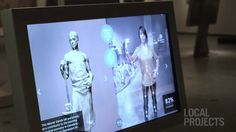Sculpture Lens - Strike A Pose - Cleveland Museum of Art on Vimeo